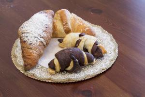 Croissant B&B Villa Carlotta Ferrara