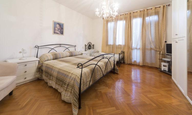 Camera tripla Ferrara b&b Villa Carlotta